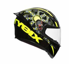 CASQUE INTÉGRAL AGV K1 K-1 FLAVUM 46 VALENTINO ROSSI TAILLE S