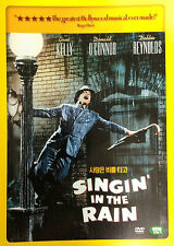 Singing Singin' in the Rain (1952) Gene Kelly, Donald O'Connor DVD *NEW