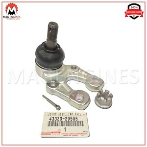 43330-29565 GENUINE OEM JOINT ASSY, LOWER BALL, FRONT, RH/LH 4333029565