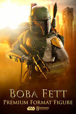 Sideshow - Star Wars Collectibles - Boba Fett Premium Format Statue (In Stock)