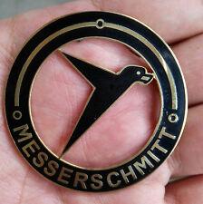 Vintage Badge Emblem Piaggio Messerschmitt Vespa GS SS 180 90 VBA VBB 150 ULMA