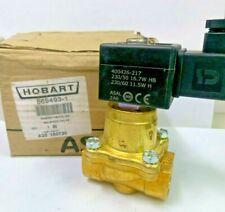 Hobart 869493 1 Steam Solenoid Valve Piston Type 34 23060 Ac Asco Scxe222e003