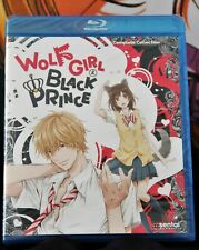 Wolf Girl & Black Prince: Complete Collection (Blu-ray Disc, 2016) anime *NEW*