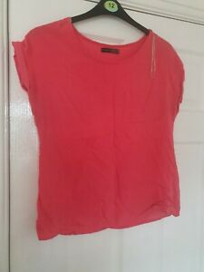 Womens Atmosphere Pink Top - Size 12