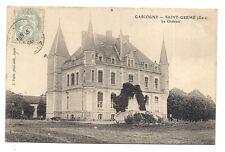gascogne  saint-germé  le château