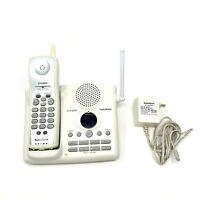 Radio Shack Cordless Phone W/ Answering Machine  2.4GHZ Power Cord