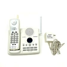 Radio Shack Cordless Phone W/ Answering Machine  2.4GHZ Power Cord