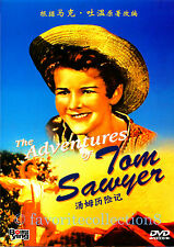 The Adventures of Tom Sawyer (1938) - Tommy Kelly, Ann Gillis, May Rob - DVD NEW