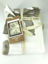 NEW West Elm Organic Cotton Orchid Euro Sham NWT