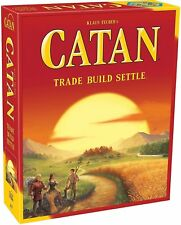 *Sale* CATAN 5th Edition Full Board Game w/ FREE ECONOMY SHIPPING From US Seller