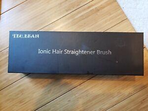 tec.bean ionic hair straightener brush MX-1699B