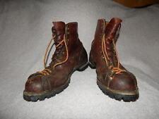 Men's DANNER Logger Boots 11.5 B work hiking logging