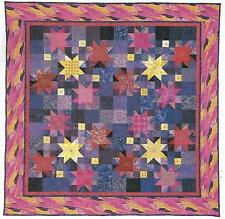 Stardust Quilt quilting pattern instructions