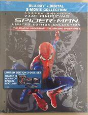 The Amazing Spider-Man/The Amazing Spider-Man 2 Limited Edition Digibook