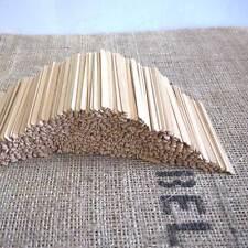 1000 Pcs  Wooden Coffee Tea Stirrers FOOD GRADE Sticks Craft  Disposable Kids