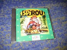 Spirou PC Klassiker 1997 Jump and Run Sammlerstück !!!!