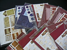 Lot of 13 Creative Memories TTY page completion kits Plus Two Pathways 1 Harvest