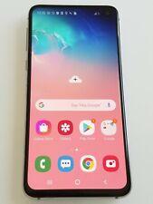 Samsung Galaxy S10e- 128GB  - white- T-Mobile Locked -unpaid bills - 43SEA