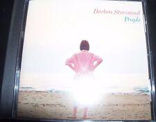 Barbra Streisand People CD – Like New