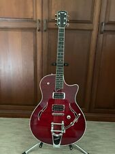 Red Burst Taylor T3B w/Hardshell Case.  Unplayed Mint Condition!