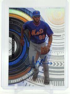 Amed Rosario 2016 Topps Hi Tek Baseball Autograph New York Mets Refractor