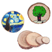 Wooden Log Slices for DIY Handicrafts Wedding Anniversary Party Decoration Party
