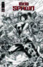 King Spawn #1 2Nd Print Variant (Nm) 2021 Image Comics / Todd Mcfarlane