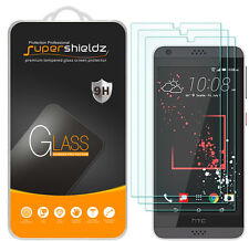3X Supershieldz HTC Desire 530 Tempered Glass Screen Protector Saver