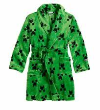 New Boys Minecraft Green Creeper Robe 6 8 10 12