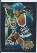 Wayne Gretzky  95/96 Upper Deck #G12 Wayne Gretzky's Record Collection - Insert