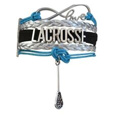 Lacrosse Bracelet - Girls Lacrosse Jewelry - Perfect Gift For Lacrosse Players