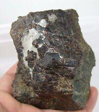 458g Canada Marmora Ontario Garnet Crystal in Matrix Specimen 1 lb 1/8 oz 87mm