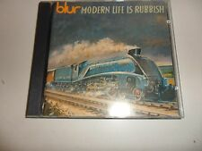 CD  Blur - Modern Life Is Rubbish