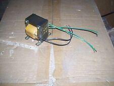 Ham Radio Filament Transformer 6 12 24 volts Reyns Utc Thordarson 29 vct