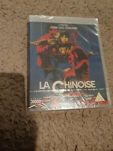 LA CHINOISE Blu Ray Arrow Academy - Brand New - FAST FREE POSTAGE