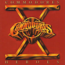 The Commodores : Heroes CD (2014) ***NEW***