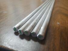 Lot Of 5 7075 Aluminum Rod T6 Temper 375 38 Diameter X 35 Length