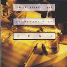 MICHEL PETRUCCIANI CD  PROMENADE WITH DUKE