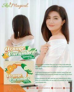 Skin Magical Orange Cucumber Set