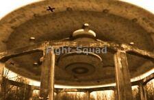 WW2 Picture Photo Secret Photos of German UFO Hauzbu Ready to Fly 3420