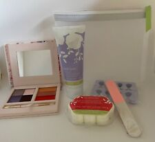 Mary Kay Into the Garden Pedicure Set and Into the Garden Color Pallete