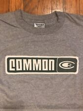 Common - Like Water for Chocolate T-Shirt Size XXL Vintage Okayplayer Dilla OKP