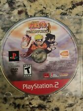 Naruto Ultimate Ninja (PS2 Playstation 2) DISC ONLY FREE SHIP