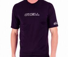 O'Neill Basic Skins Ss Rash Tee (Xxl) Black