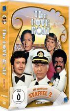 LOVE BOAT Complete Season 2 Second TV Serie 25-49 Epi. NEW 6 DVD BOXSET REGION 2