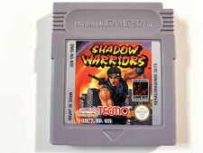 Shadow Warriors - Nintendo GameBoy Classic #52