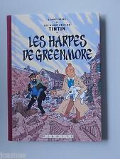 Tintin - Les harpes de Greenmore - 2002 -  Edition cartonnée - Etat neuf