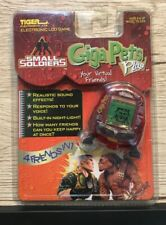 SUPER RARE! Sealed Small Soldiers Giga Pets Plus Electronic Toy Tiger 70-259