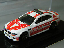 Matchbox German Special BMW M Ambulance Leipzig Toy Show 2016 Crystal Case 1/500