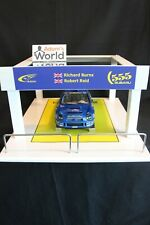 QSP Diorama 1:18 Prodrive Subaru World Rally Team Service Tent